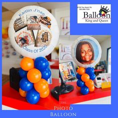Another Amazing Senior doing amazing things! Shout out to @official_richland_northeast_hs We get to celebrate another beautiful senior of Richland Northeast High. Look out world because Kaitlin is definitely going places! Thank you  Kadenia Williams-Javis for your business! Let us help you celebrate your graduate! #balloonkingandqueen #balloonking #balloonqueen #columbiaballoons #columbiaballoondelivery  #bubbleballoon #balloonarch #balloonartist #confettiballoons #balloons🎈 #balloondecoration  Photo Balloons, Bubble Balloons, Confetti Balloons, Balloon Bouquet Delivery, Balloon Delivery, Honor Society, Balloon Arch, Balloon Decorations, Amazing Things