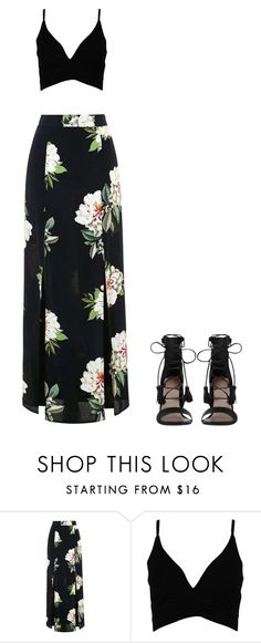 """Lolita"" by amelia139 on Polyvore featuring Topshop, Boohoo and Zimmermann"