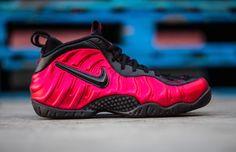 5e43385e139475 Nike Air Foamposite Pro University Red Release Date - Sneaker Bar Detroit
