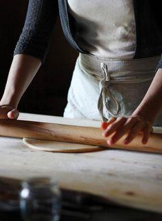 "4himglory: "" How to make Fresh Pasta | Hortus Natural Cooking """