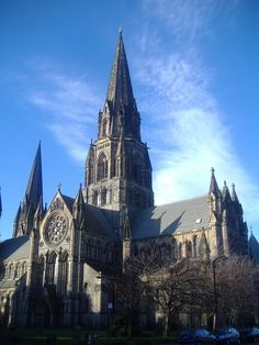 St Mary's Cathedral ~ Edinburgh, Scotland Sang here 2010