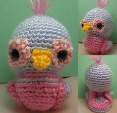 gabarit modèle gratuit amigurumi crochet