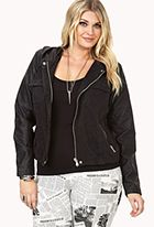 Street-Femme Denim Jacket