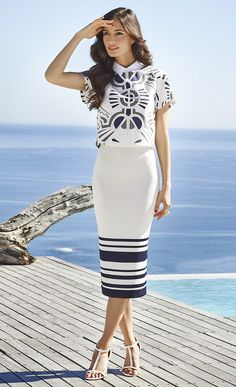 Summer's nautical fashion doesn't have to mean boring Breton tops  | Daily Mail Online