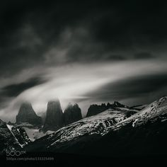 Torres del Paine by andrewjlee. Please Like http://fb.me/go4photos and Follow @go4fotos Thank You. :-)