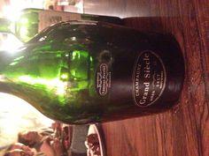 Laurent Perrier Grand Siecle Laurent Perrier, Champagne, Wine, Drinks, Bottle, Drinking, Beverages, Flask, Drink