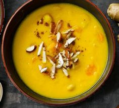Thai pumpkin soup | BBC Good Food