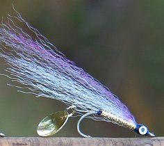 Louisiana Fly Fishing - The Flasher fly