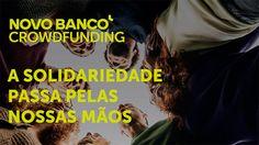 Crowdfunding - Novo Banco - Newsletter   Acessar versão online  Click here to edit  NOVO BANCO Crowdfunding Muda de Imagem  Há cerca de 4 anos foi lançada a primeira plataforma de crowdfunding social e solidária em Portugal. Hoje a plataforma NOVO BANCO Crowdfunding é a referência para as IPSS e as ONG que necessitam de financiamento e para quem quer contribuir apresentando-se em 2017 aos seus utilizadores com uma nova imagem. Para saber mais clique aqui  Doze Crianças e Jovens Invisuais…