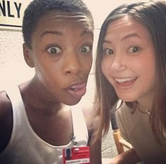 Poussey and Soso