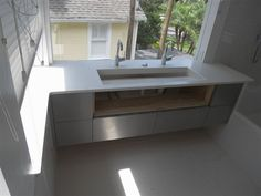 Ramp Sink - The Fabricator Network - Forum - Fabrication, Installation, and Repairs - Solid Surface