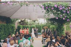 Los Angeles Industrial Wedding: Kari + Jaime -repinned from LA County ceremony officiant https://OfficiantGuy.com #losangeles #weddings