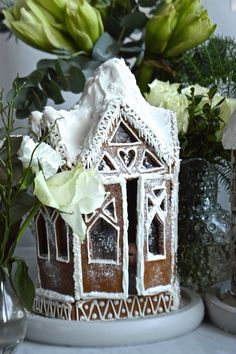 Snow Globes, Gingerbread, Food, Home Decor, Decoration Home, Room Decor, Ginger Beard, Eten, Meals