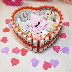 1 отметок «Нравится», 2 комментариев — Подарки, наборы Краснодар (@myhappybox93) в Instagram: «Нежный набор В подарок входит: - коробочка - наполнитель для нее - kinder шоколад 30шт - рафаэлло…»