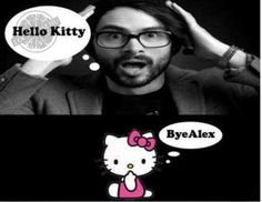 Ez beteg by alex; Good Jokes, Funny Jokes, Funny Images, Funny Pictures, Hello Kitty, Grumpy Cat, Funny Pins, Laughing So Hard, Funny Moments