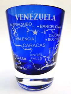 VENEZUELA GLASS SHOT