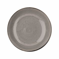 LARGE COUPE BOWL 31cm (6) - PEPPERCORN GREY
