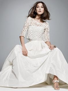 10 Unforgettable Wedding Gowns | Wedding Dresses and Style | Brides.com | Brides.com