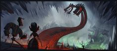 Copyright 21st Century Fox and Reel FX animation studios.  Artwork by Paul J. Sullivan