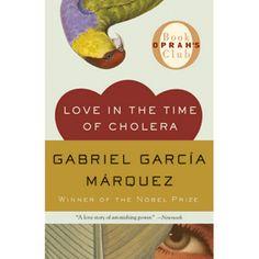 Love in the Time of Cholera (Oprah's Book Club): Gabriel Garcia Marquez… 100 Books To Read, Good Books, Reading Lists, Book Lists, Book Club Books, The Book, Book Nerd, Classics To Read, Jose Marti