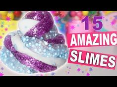Diy instagram slime recipes tested how to make glossy slime crunchy slime fluffy slime and gold leaf slime ccuart Choice Image