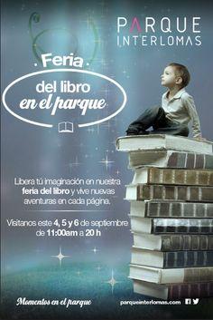 """Campaña """"Feria del libro 2015"""" Arte. Ramon Carrillo Agencia. Konká"""