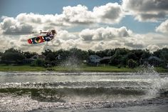 Wakeboarding, Country Roads