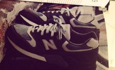 Ronnie Fieg x New Balance 999