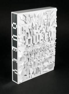 Stefan Sagmeister and team book for Oubey is amazing