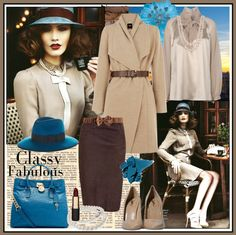 """Classy & Fabulous"" by sylandrya ❤ liked on Polyvore"
