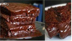 Σοκολατόπιτα πανεύκολη !!! - papatrexas.gr Greek Recipes, Food Porn, Cookies, Cake, Sweet, Desserts, Chocolates, Foods, Fashion