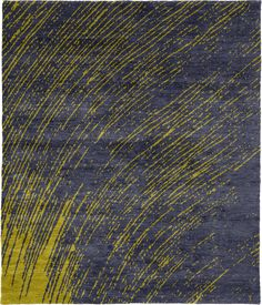 Suzani B Hand Knotted Tibetan Rug from the Tibetan Rugs 1 collection at Modern Area Rugs