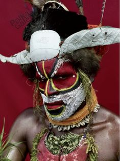*Photo taken by Jaime Ocampo Rangel in  Papua New Guinea.