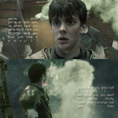 """Edmund - """"Have you forgotten what you have and what is yours?..."""""""