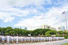 Graduation Ceremony at Chulalongkorn University 2012    http://www.hello-thailand.net/