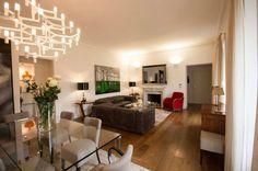 Vendita Appartamento in via Revel. Torino. Ottimo stato, su piu' livelli, balcone