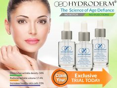 Hydroderm Review – Younger Looking Skin For Better Social Life With Hydroderm.