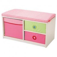 Kleinmöbel für Mädchen Kinderzimmer   by Kiddynaut