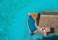 Hands up if you can see yourself here, on the deck of our water pool villa. . . . . #milaidhoo #maldives #private #luxury #island #resort #slh #dream #instahappy #pool #sun #happy #wanderlust #bucketlist #holidaygoals #ocean #blue #luxurytravel #instatravel #jetset #visitmaldives #smallluxuryhotels #potd #watervilla #wishyouwerehere #breathtaking #thursdaymotivation #waterbungalow #overwaterbungalow
