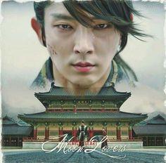 Lee joon gi as Prince Wang so ❤ Asian Actors, Korean Actors, Korean Dramas, Scarlet Heart Ryeo Wallpaper, Lee Joong Ki, Wang So, Park Hyung Sik, Moon Lovers, Korean Star