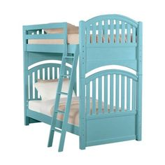 Young America All Seasons Bunk Bed.  Love this bunk bed! So many fun colors.