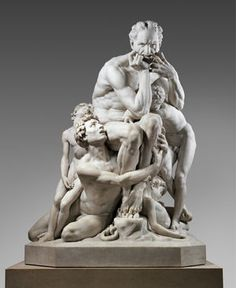 Ugolino and His Sons, 1867 Jean-Baptiste Carpeaux