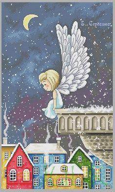 Gallery.ru / Фото #1 - Снежный ангел - Julik-K