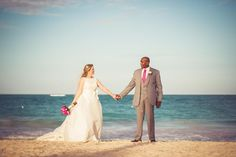This could be YOU, saying I do on the beautiful beaches of Punta Cana. #TravelToIDo