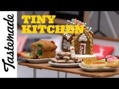 How to Make Tiny Stuffed Cabbage Wraps Cute Food, Yummy Food, Tasty, Tastemade Tiny Kitchen, Tiny Cooking, Miniature Food, Miniature Crafts, Christmas Gingerbread House, Taste Made