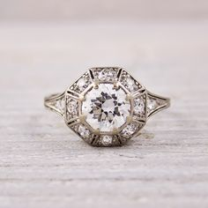 This is the closest ring that I have found online that resembles my engagement ring