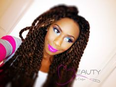 Crochet Braids Yahoo : ... stuff on Pinterest Crochet braids, Marley twists and Yarn twist