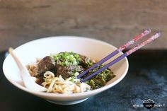 Taiwanese beef noodle soup | What To Cook Today.com