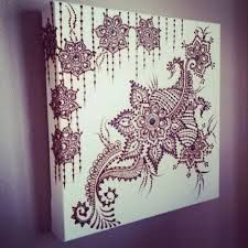 Image result for henna canvas                                                                                                                                                                                 More
