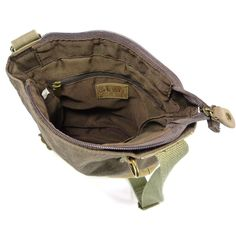 Chala Handbag Patch Crossbody HOOHOO OWL Bag Canvas Messenger DARK BROWN: Handbags: Amazon.com